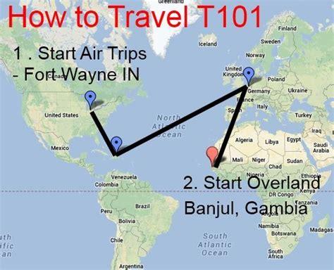 around the world airfares live abroad