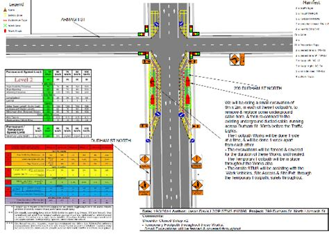site traffic management plan template magnificent traffic management plan template photos