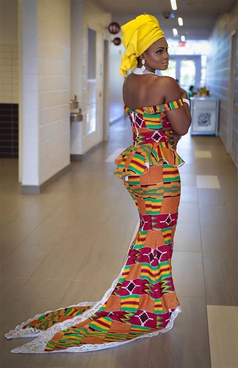 ghana kente dress styles 12 kente brides who broke the internet vol 2 i do ghana