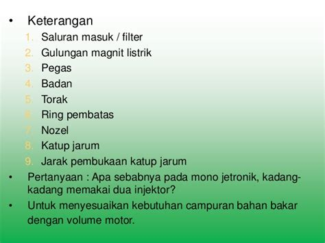Kunci Ring Pass 10 Ducar sistem bahan bakar injeksi