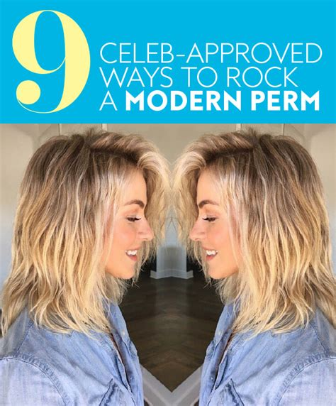 modern perm techniques the best modern perms instyle com