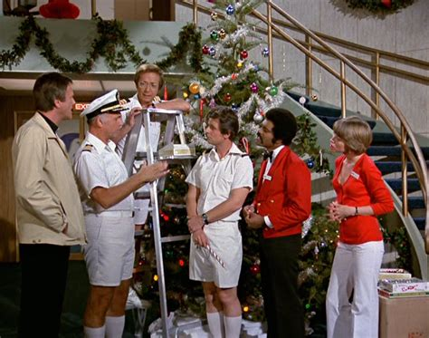 love boat julie gets married christmas tv history love boat christmas 1977