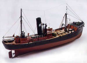 rc boats cornwall caldercraft milford star side trawler 1 48 scale c7019
