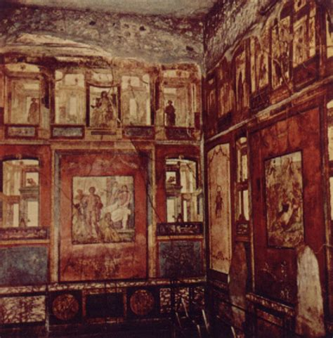 house of the vettii house of the vettii paintings www imgkid com the image kid has it