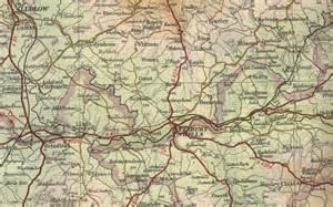 tenbury map