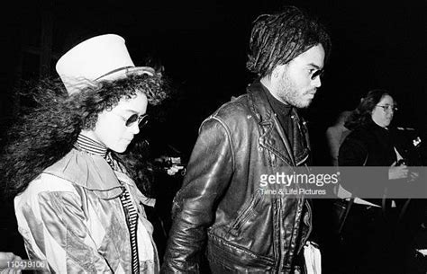 lenny kravitz and lisa bonet photos lisa bonet stock photos and pictures getty images