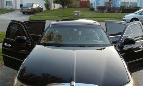 town car rental lincoln town car rental in orlando fl relayrides