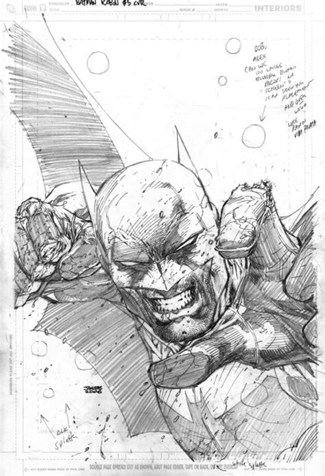 sketchbook jim all batman robin the boy 5 by jim jim