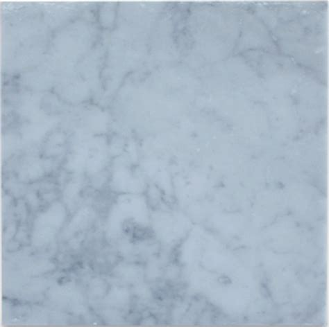 carrara marble honed 12x12 floor and wall tile