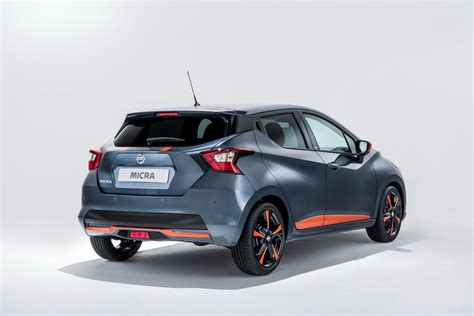 nissan micra 2017 nissan micra bose limited edition coming in 3 000 exles
