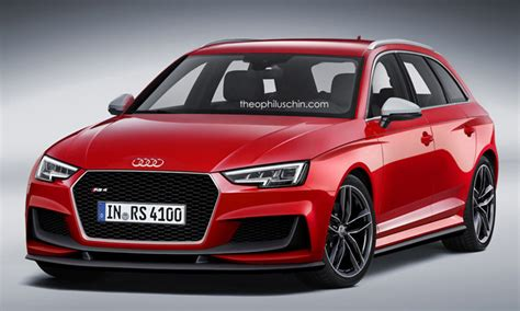 Audi Rs4 Specs by Specs Of The Audi Rs4 And Rs5 Leaked