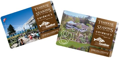 Vancouver Restaurant Gift Cards - gift cards sequoia company of restaurants