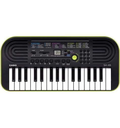Keyboard Casio Mini casio sa 46 mini keyboard sound centre