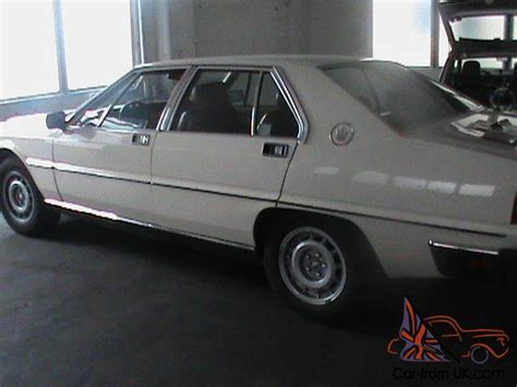 electronic throttle control 1984 maserati quattroporte parental controls service manual how to sell used cars 1984 maserati quattroporte electronic throttle control