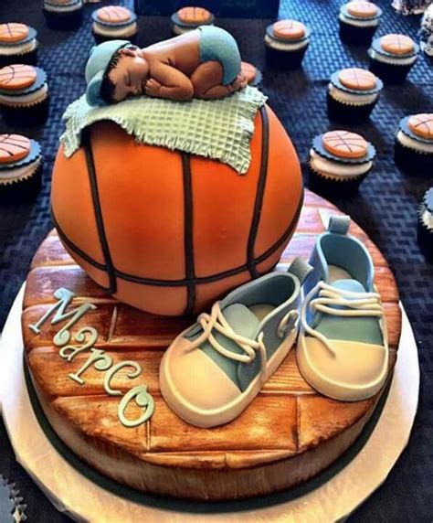 Basketball Baby Shower by 25 Best Ideas About Basketball Cakes On