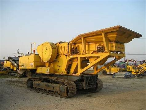 Komatsu Br350jg 1 Mobile Crusher Operation Amp Maintenance