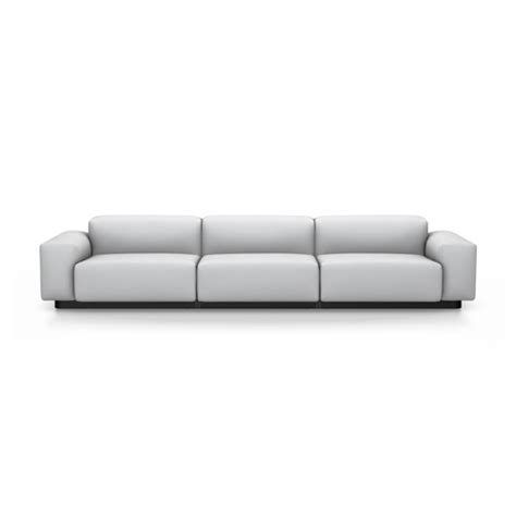 vitra divani vitra divano a tre posti soft modular sofa myareadesign it