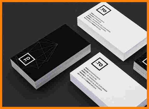 7 Best Business Card Designs Introduction Letter Cheap Business Card Templates