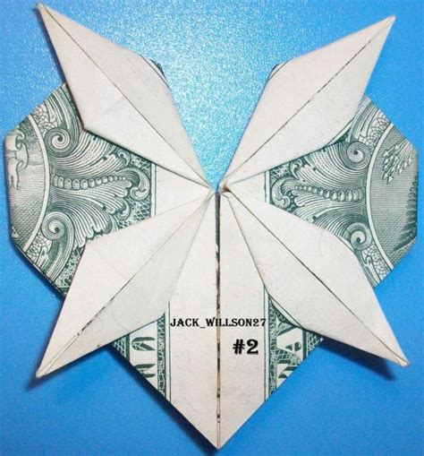Designs Origami 4 - money origami hearts 31 designs to coose from made of 1