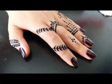 henna tattoos zum kleben 29 simple henna zum nachmachen makedes