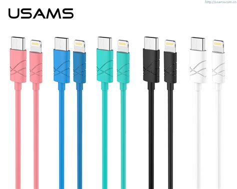 Baseus Yiven Type C To Lightning Cable Fast Charging 18w 1m usams type c to lightning new arrival fast date transmit and fast charging unique degisn data