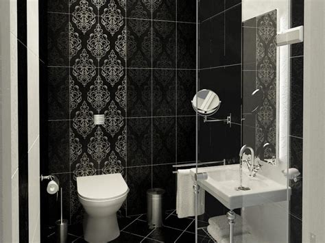 Modern Black And White Bathroom by Modern Black And White Bathroom Wallpaper 2019 Ideas