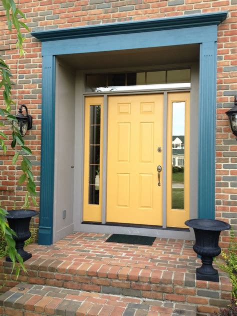 7 best images about yellow door on