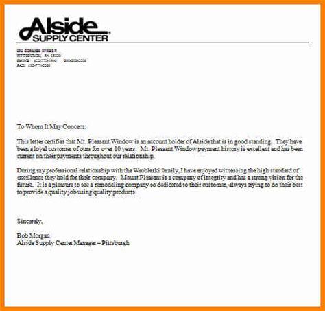 Reference Letter Sle Supplier 8 Supplier Reference Letter Debt Spreadsheet