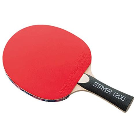 butterfly stayer 1200 shakehand fl table tennis racket