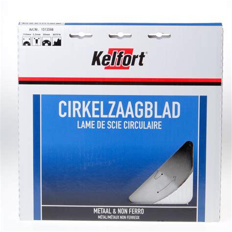 Polijstmiddel Tanden by Kelfort Cirkelzaagblad Hardmetaal 80 Tanden Tf Neg