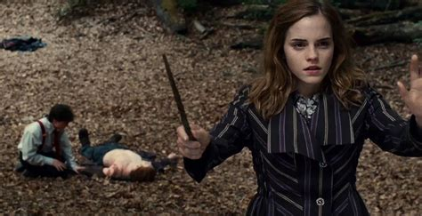 hermione granger in the 1st movoe the essential history of emma watson s path to hotness