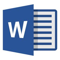 microsoft word  icon simply styled iconset dakirby