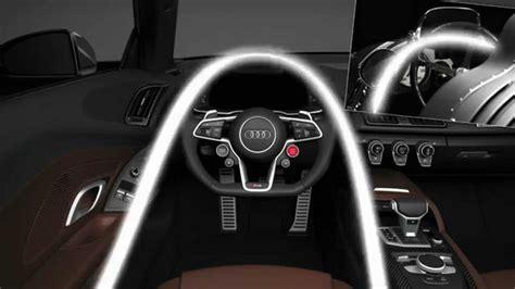 audi r8 interior 2015 audi r8 interior animation