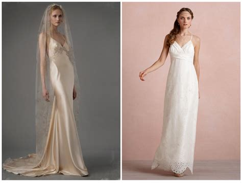 slips for wedding dresses slip wedding dresses 90 s style bridal gowns in discount
