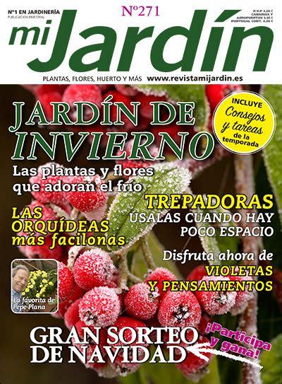 revista mi jardin portada mijardin n271 revista mi jard 237 n