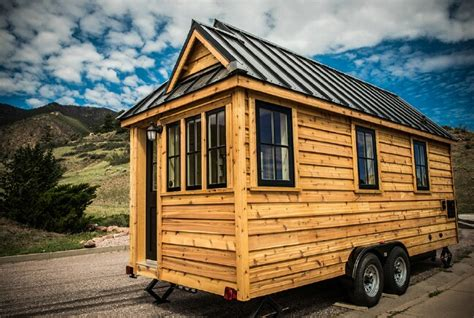 tumble tiny house rustic elegance by tumble tiny houses featuring an