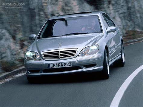 how to learn about cars 1999 mercedes benz sl class parking system mercedes benz s 55 amg w220 specs 1999 2000 2001 2002 autoevolution