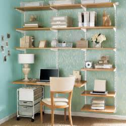 workalicious elfa shelving system