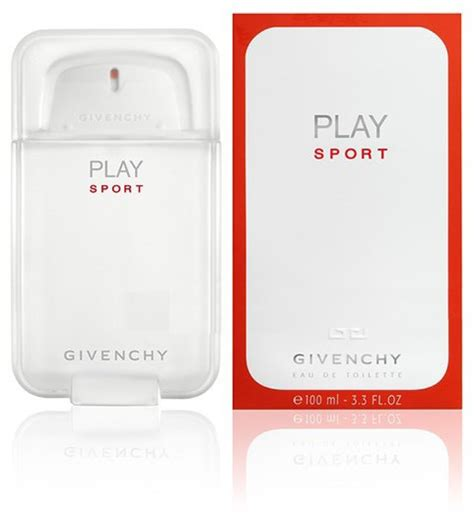 Play The Perfumer by Play Sport Givenchy Cologne A Fragrance For 2012