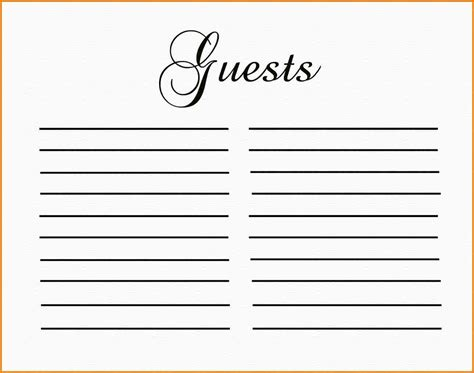 diy wedding guest book pages diy guest book pages 197mm x 197mm