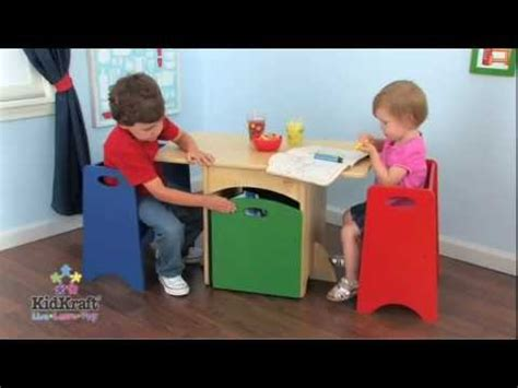 kidkraft table with primary benches kidkraft table with primary benches set 26161 space