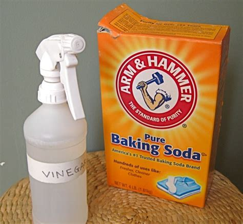 baking soda and vinegar clogged clogged drain baking soda clogged drain acorn big easy