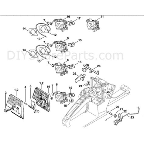 stihl 025 parts look up wiring diagrams wiring diagram