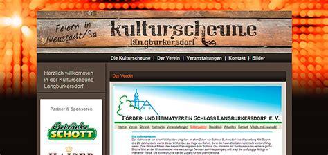 kulturscheune dresden detecto webseiten mit cms umsetzen detecto werbestudio