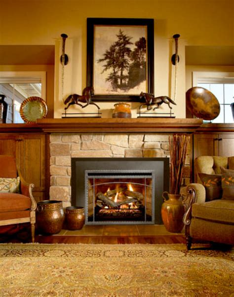 gas fireplace inserts traditional indoor fireplaces