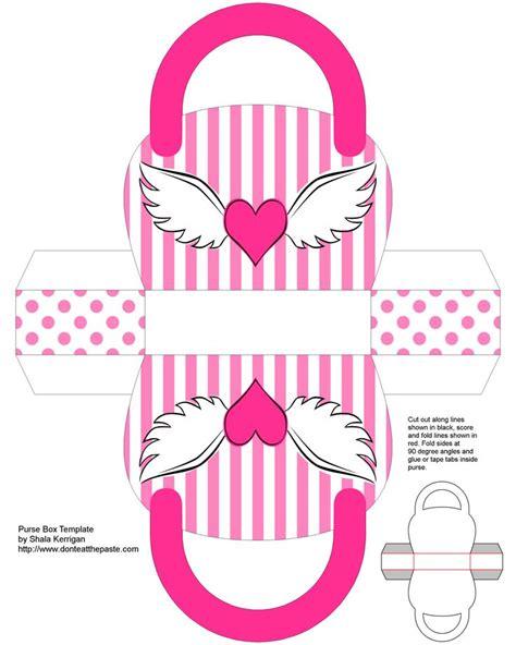 17 Best Images About Templates On Pinterest Favor Boxes Cheap Handbags Online And Mini Purse Purse Invitation Template