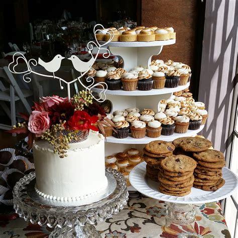 wedding dessert buffet at brazilian room in berkeley