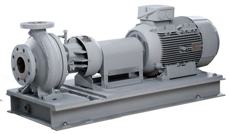 Heater Ksb water recirculation without external cooling ksb