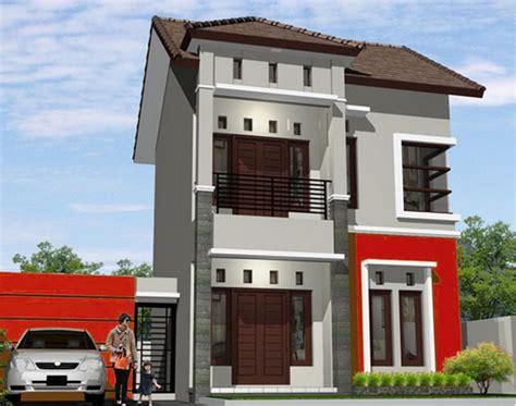 desain depan rumah minimalis type 21 model rumah minimalis sederhana type 21 desain rumah