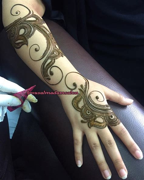 henna tattoo designs instagram see this instagram photo by 7na albanfsaj 450 likes